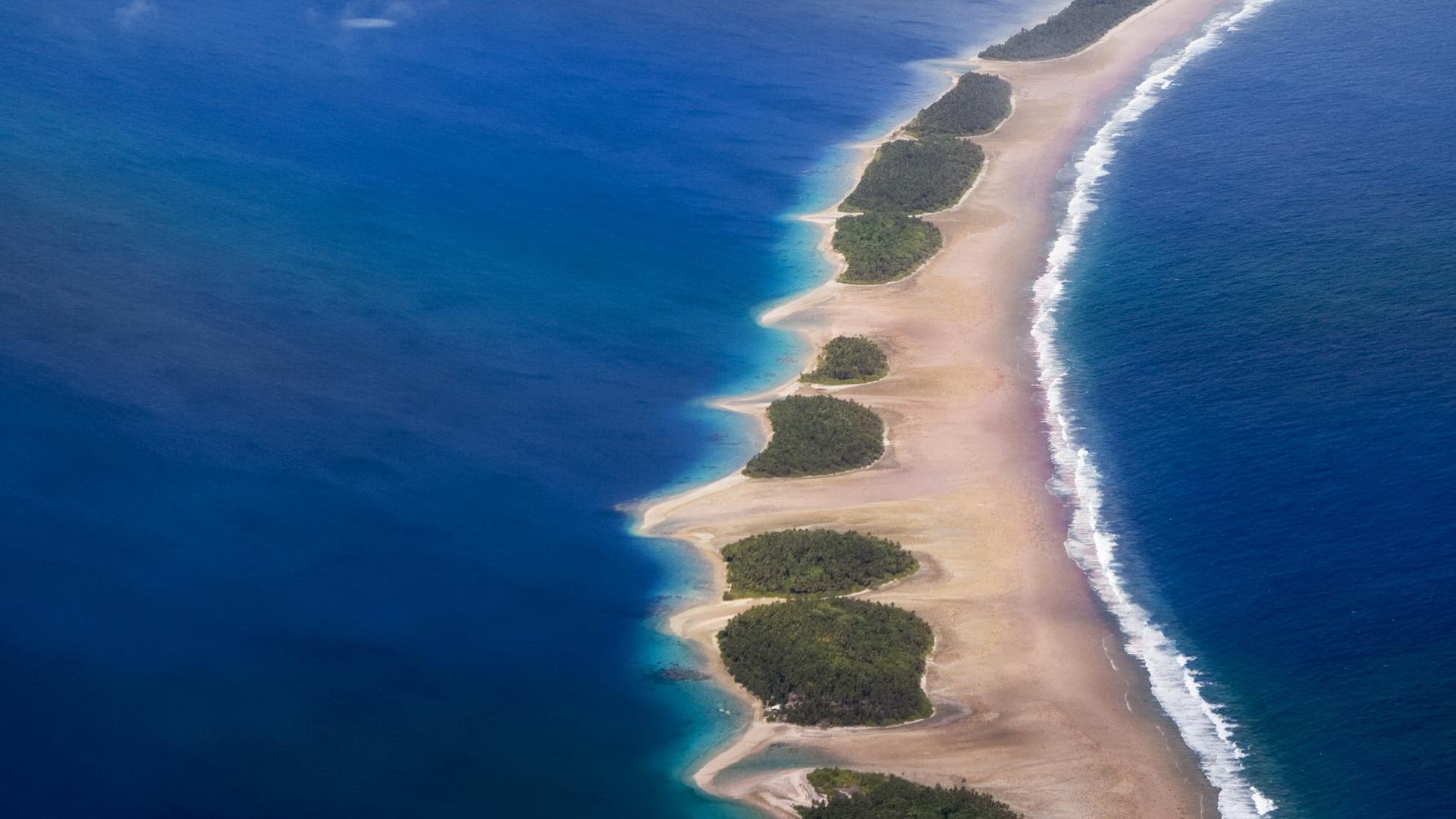 Jaluit Atoll Lagoon, Marshall Islands