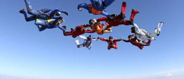 Skydiving as Alternative Form of Sports