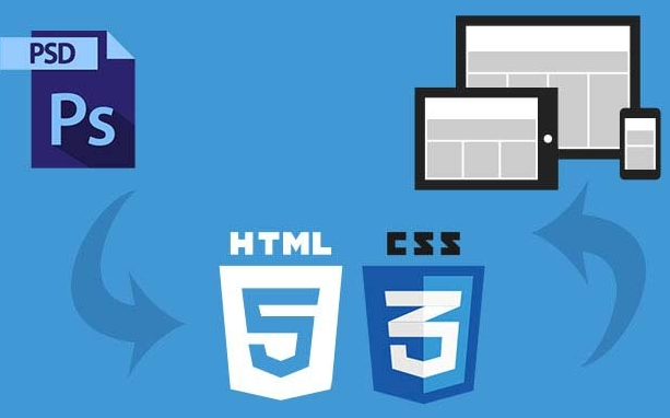 Why PSD to HTML Conversion Process Gaining A Momentum?