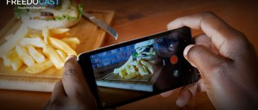 Globalize Your Special Cooking Skills- Live Streaming Made Easy Via Freedocast