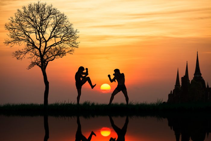 Try The Sport Of Muay Thai For Improved Health
