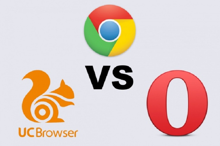 Opera Mini vs UC Mini vs Chrome: Which Is The Best Browser?
