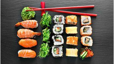 Go fish Sushi symphony boston